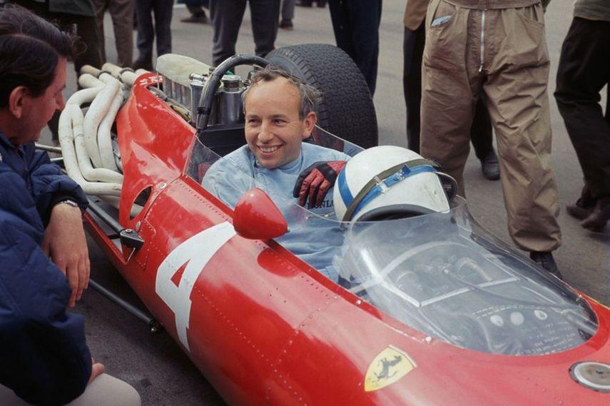 John Surtees maiores pilotos da história da Ferrari