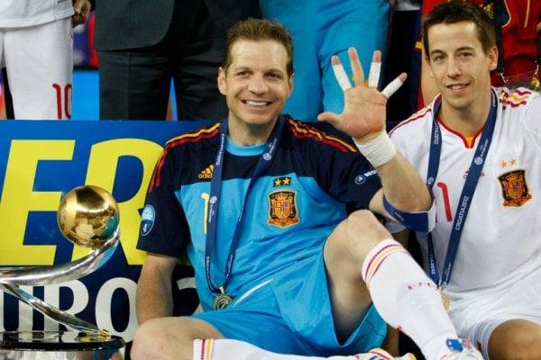 Luis Amado melhor goleiro da história do futsal