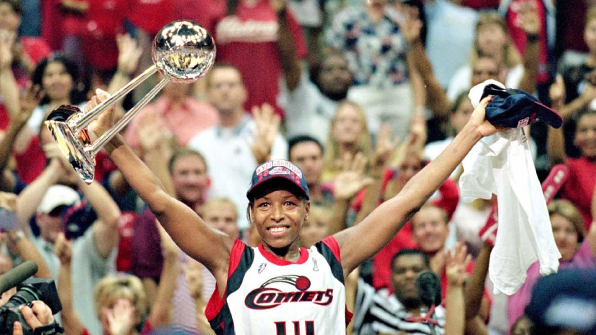 Melhor jogadora de basquete de todos os tempos