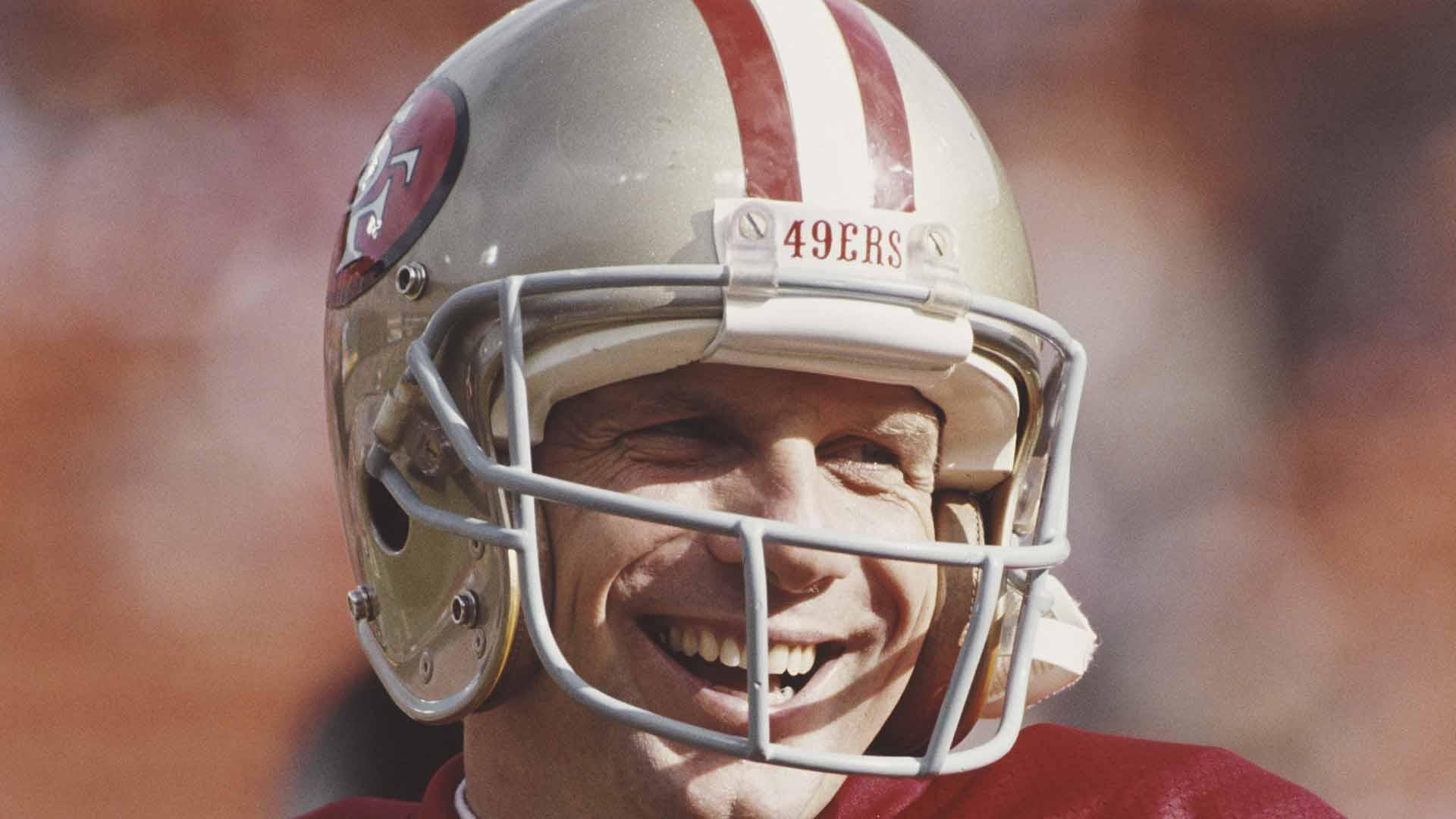 Melhores quarterbacks do San Francisco 49ers