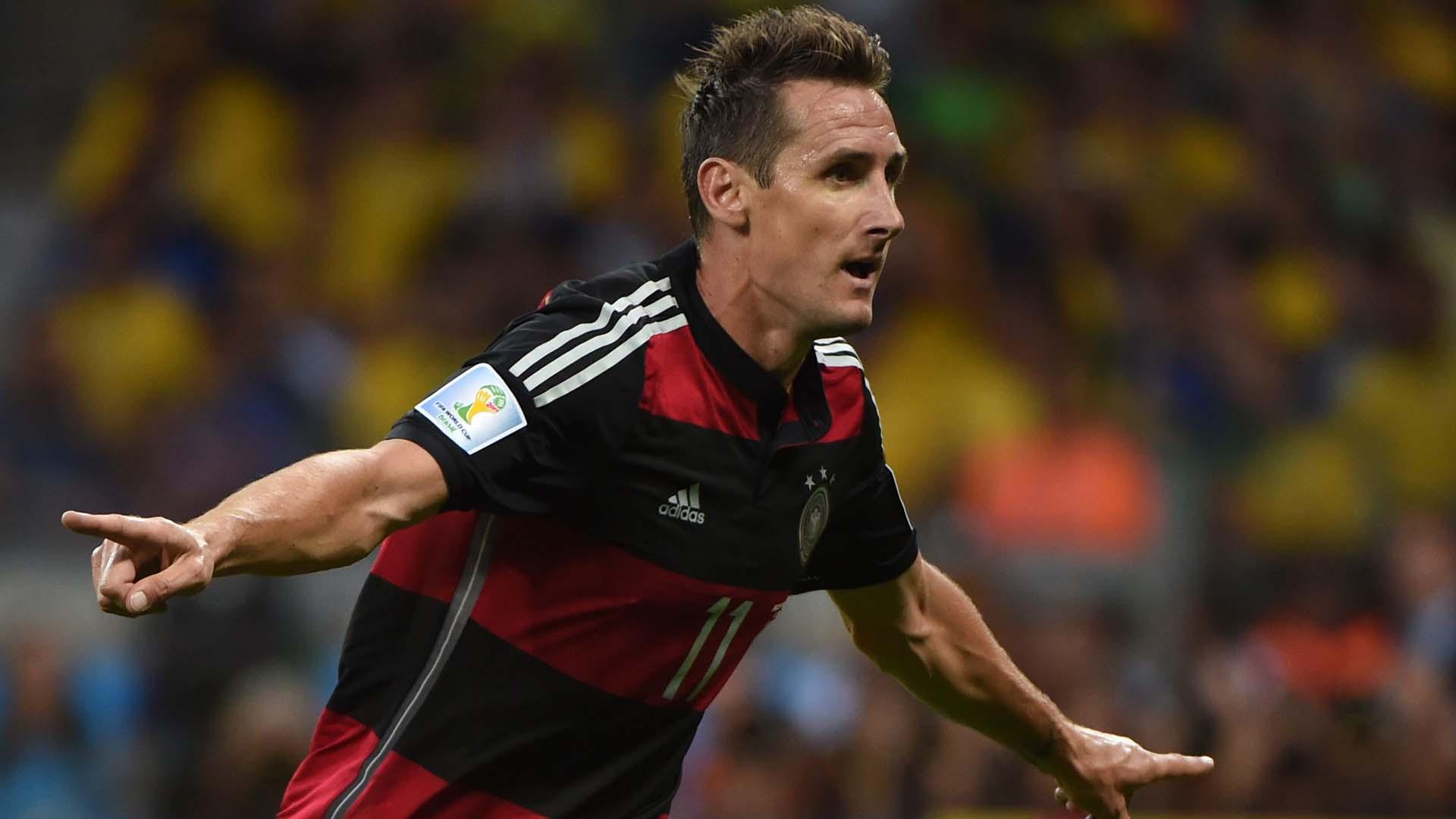 Quem é o melhor atacante da Alemanha