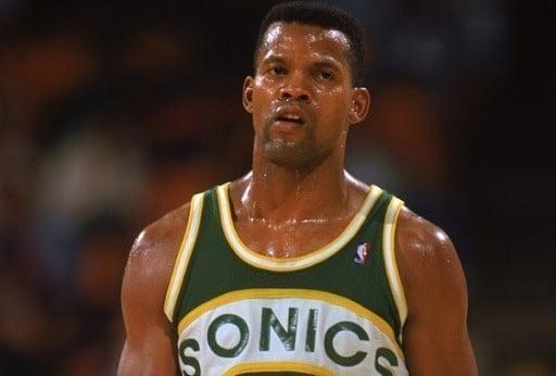 Dale Ellis maiores arremessadores de três da NBA em todos os tempos