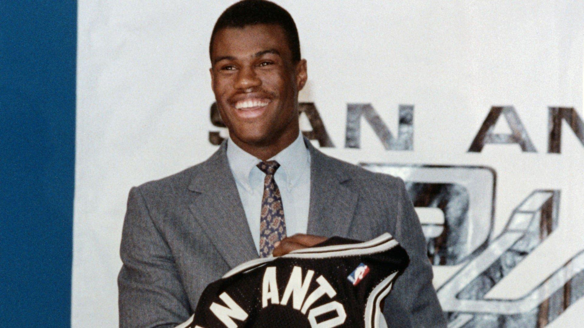 David Robinson melhores drafts da NBA