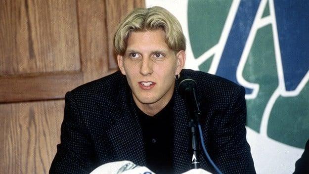 Dirk Nowitzki melhores drafts da NBA