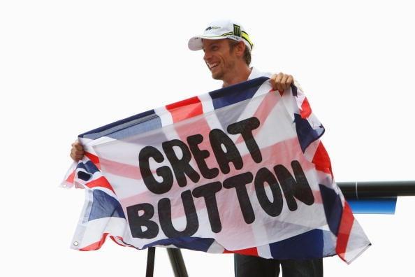 Jenson Button melhores pilotos britânicos da Fórmula 1