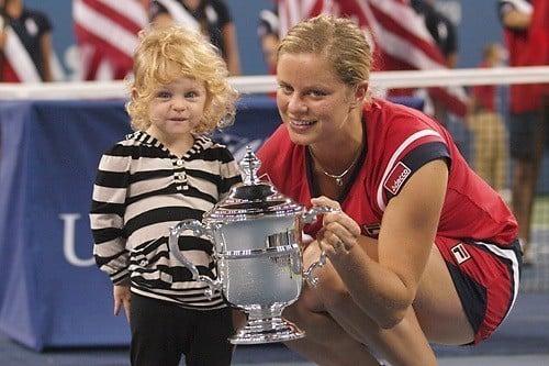 Kim Clijsters melhores jogadoras de tênis de todos os tempos