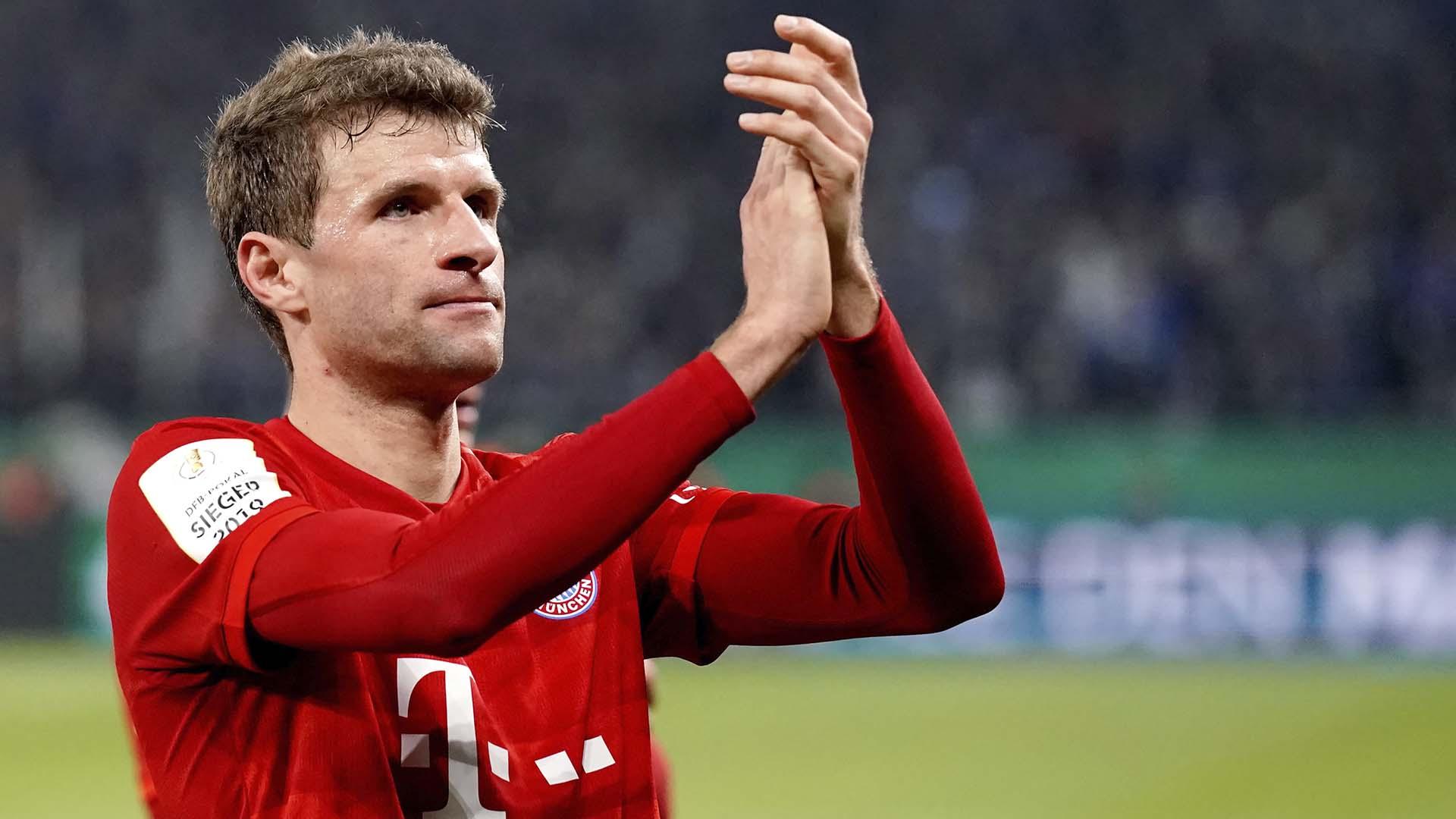 melhores jogadores do campeonato alemão thomas muller