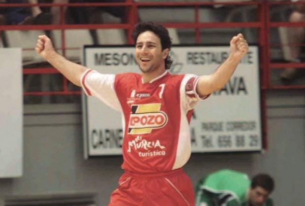 Paulo Roberto melhores do mundo do futsal
