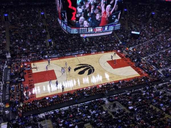 Scotaiabank Arena Toronto Raptors