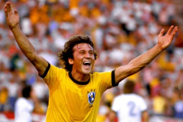 Zico maiores artilheiros da história da seleção brasileira