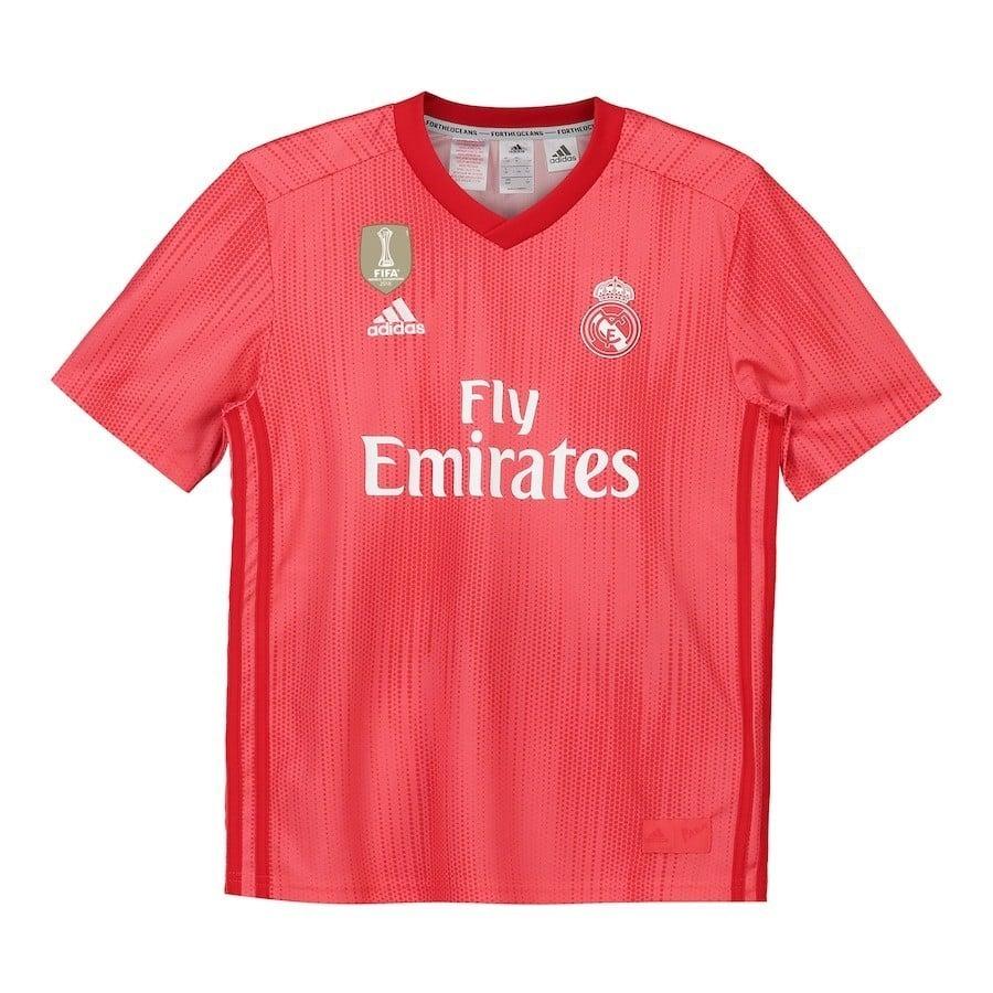 Camisa do Real Madrid Vermelha
