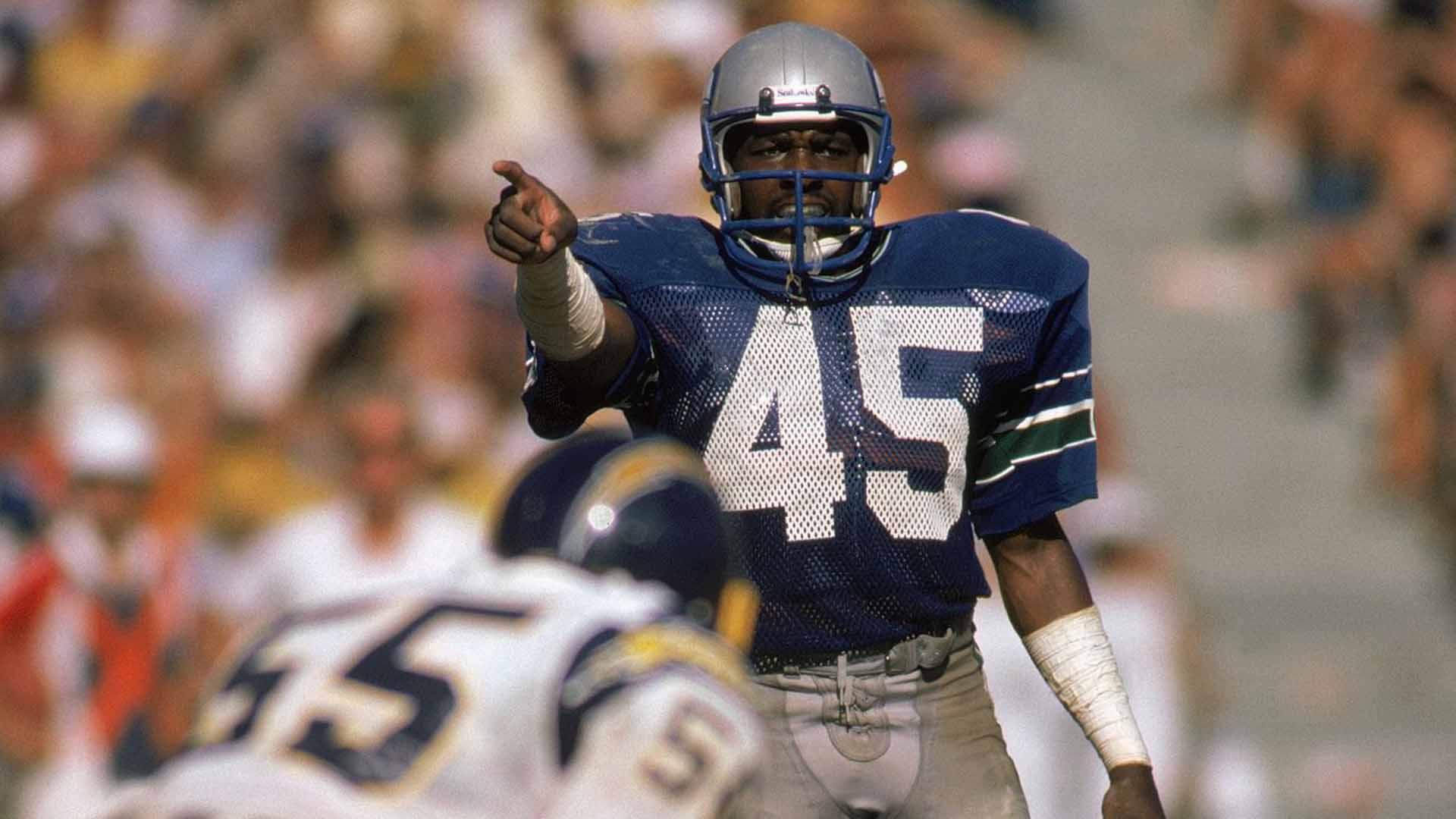 Kenny Easley maiores jogadores do Seattle Seahawks