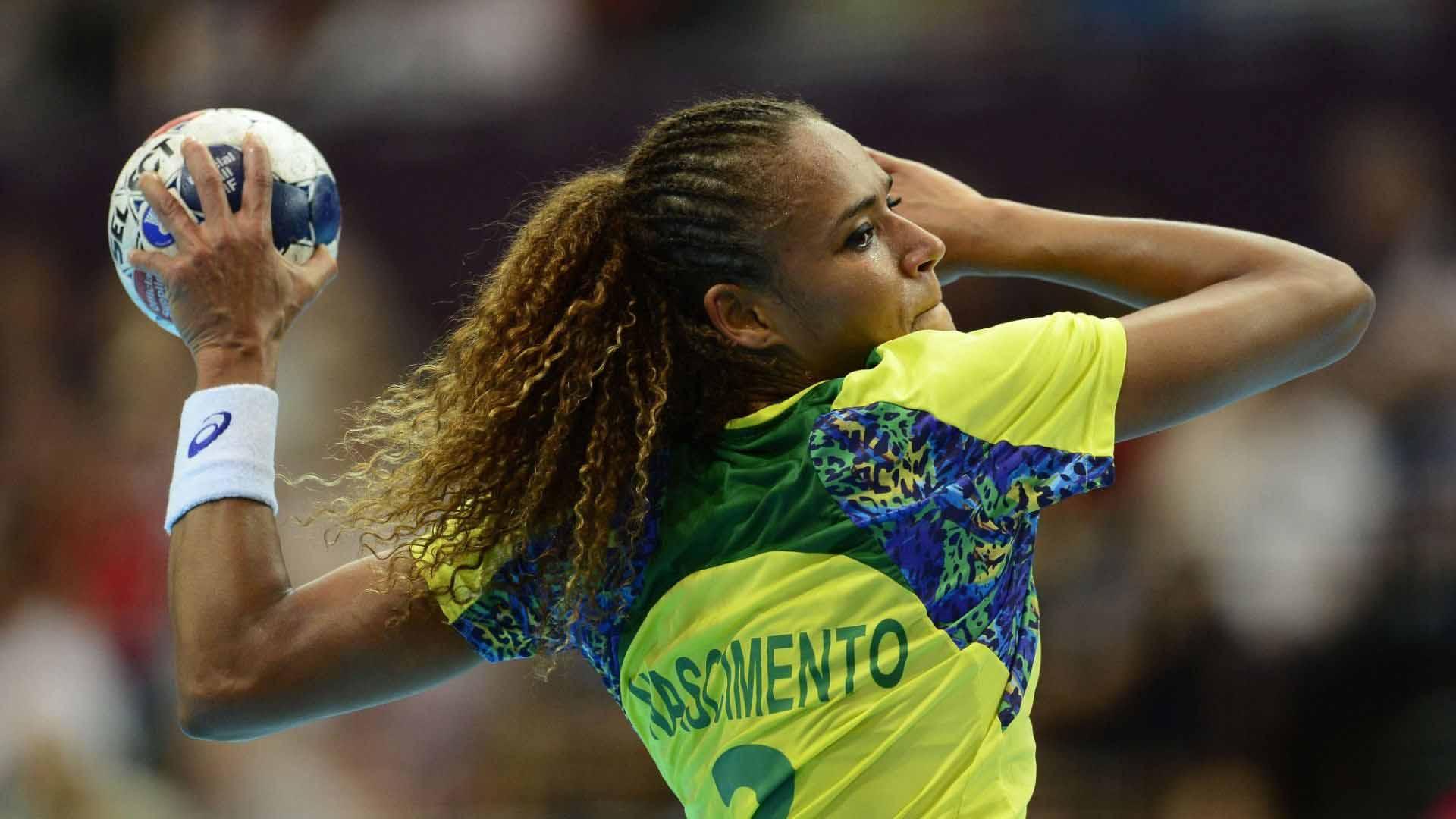 Maiores jogadoras da seleção brasileira de handebol