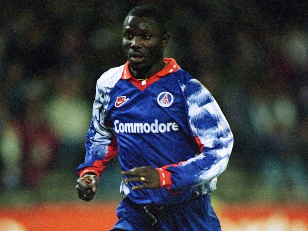 Camisa do PSG 1994