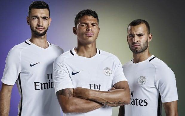 Camisa Branca do PSG 2016