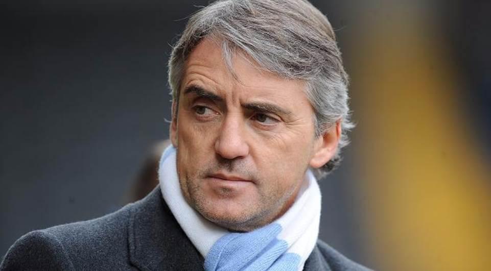 Roberto Mancini técnico da Itália