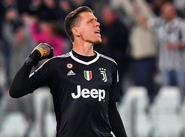 Szczesny Melhores goleiros do Campeonato Italiano