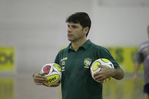 Vander Iacovino maiores jogadores da seleção brasileira de futsal