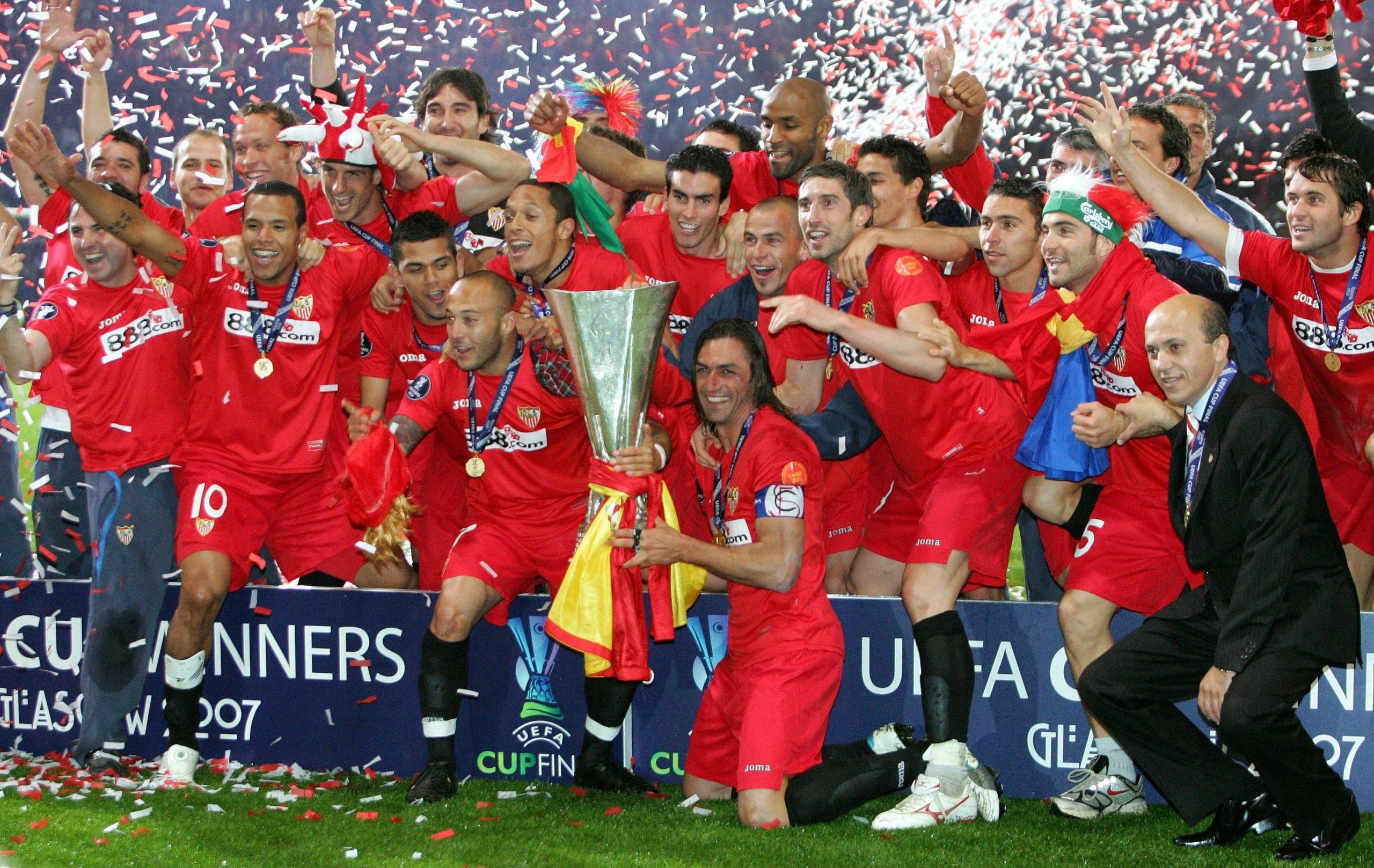 Sevilla campeão da Liga Europa