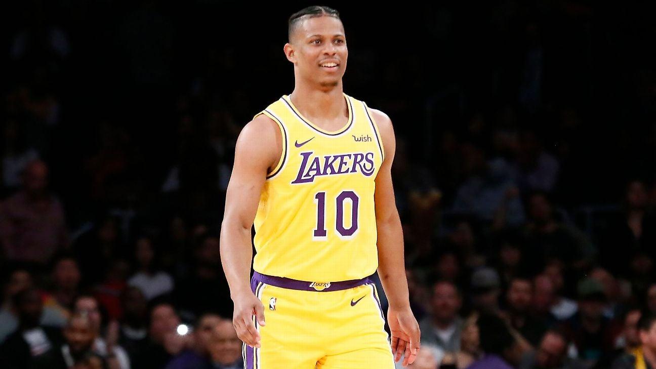 Scott Machado no Los Angeles Lakers