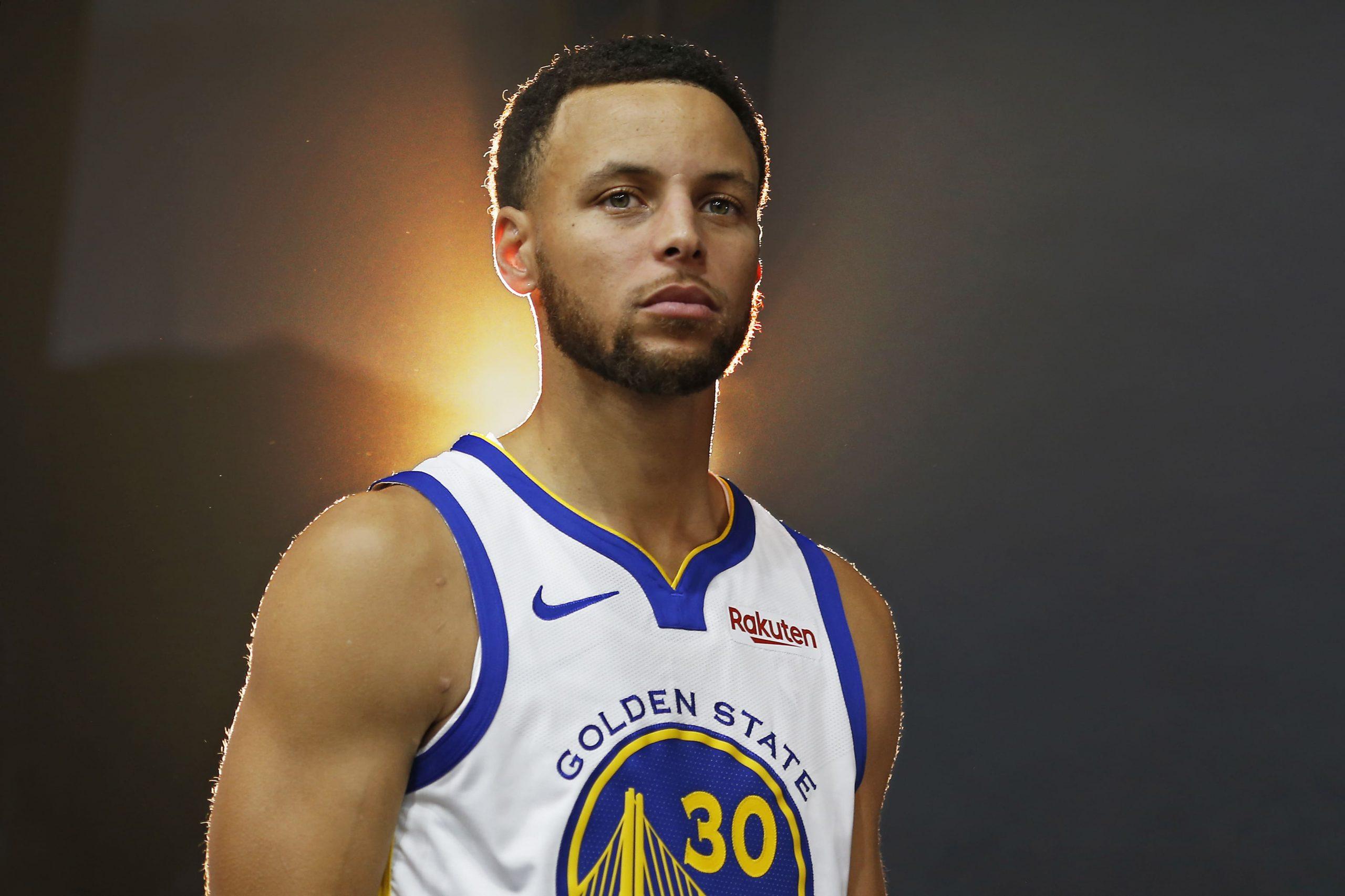 Stephen Curry Warriors