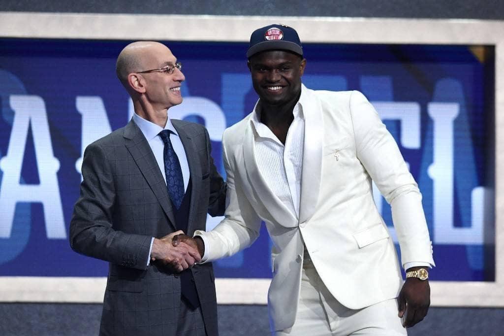 Zion Williamson, jogador de basquete