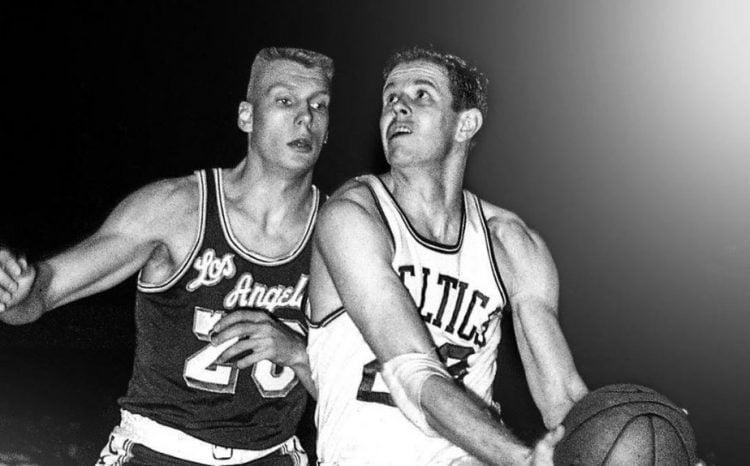 Frank Ramsey em atuação pelo Boston Celtics