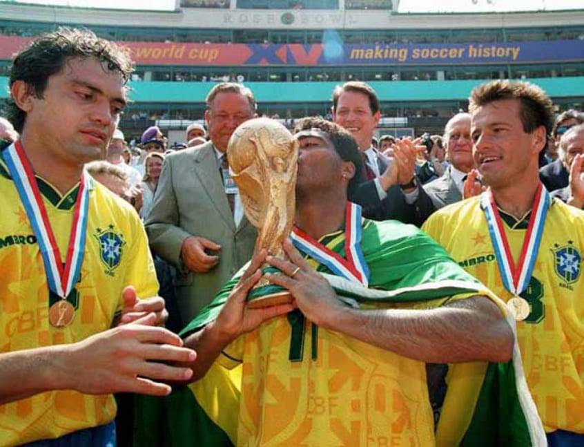 Romário, ex-jogador de futebol