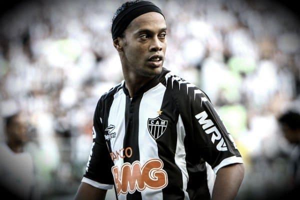 Ronaldinho Gaúcho, ex-jogador de futebol