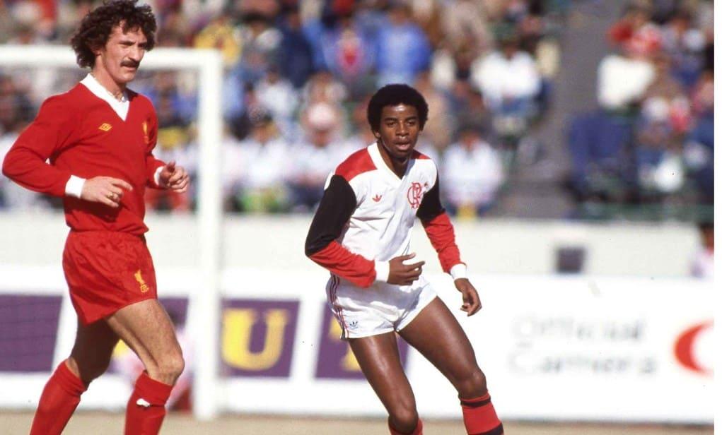 Andrade, ex-jogador do Flamengo