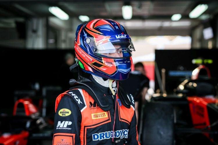 Felipe Drugovich na F2