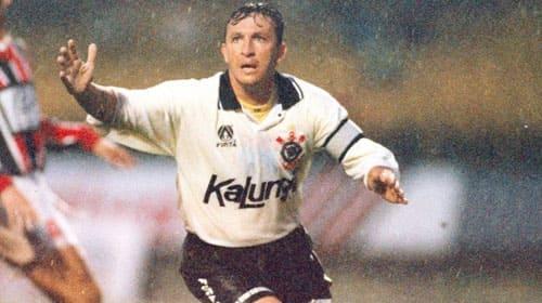 Neto, ex-jogador do Corinthians