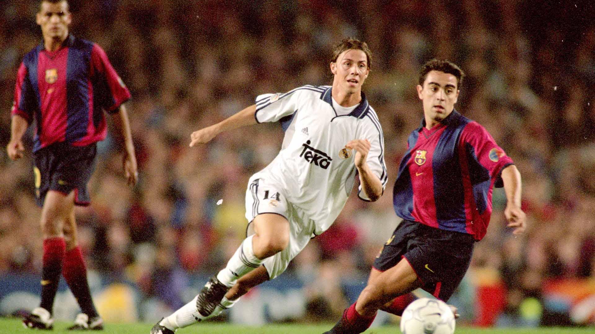historia barcelona x real madrid