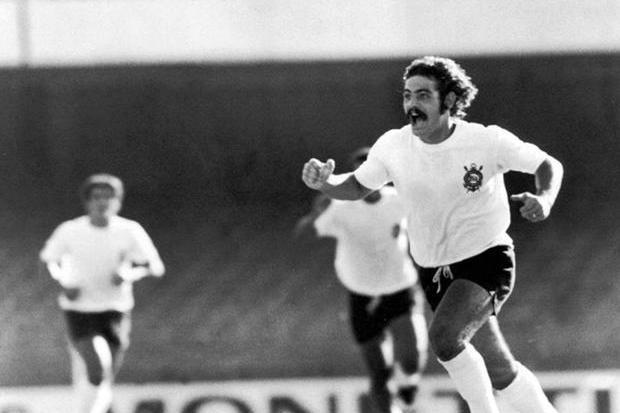 Rivelino, ex-jogador do Corinthians