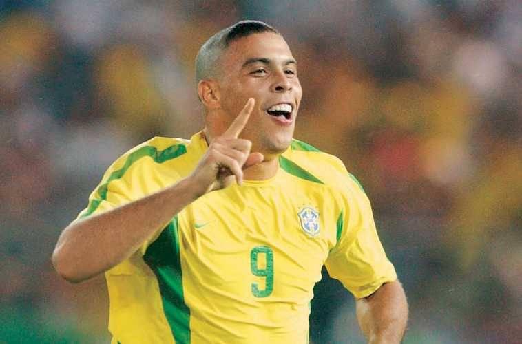 Ronaldo Fenomeno, ex-jogador de futebol