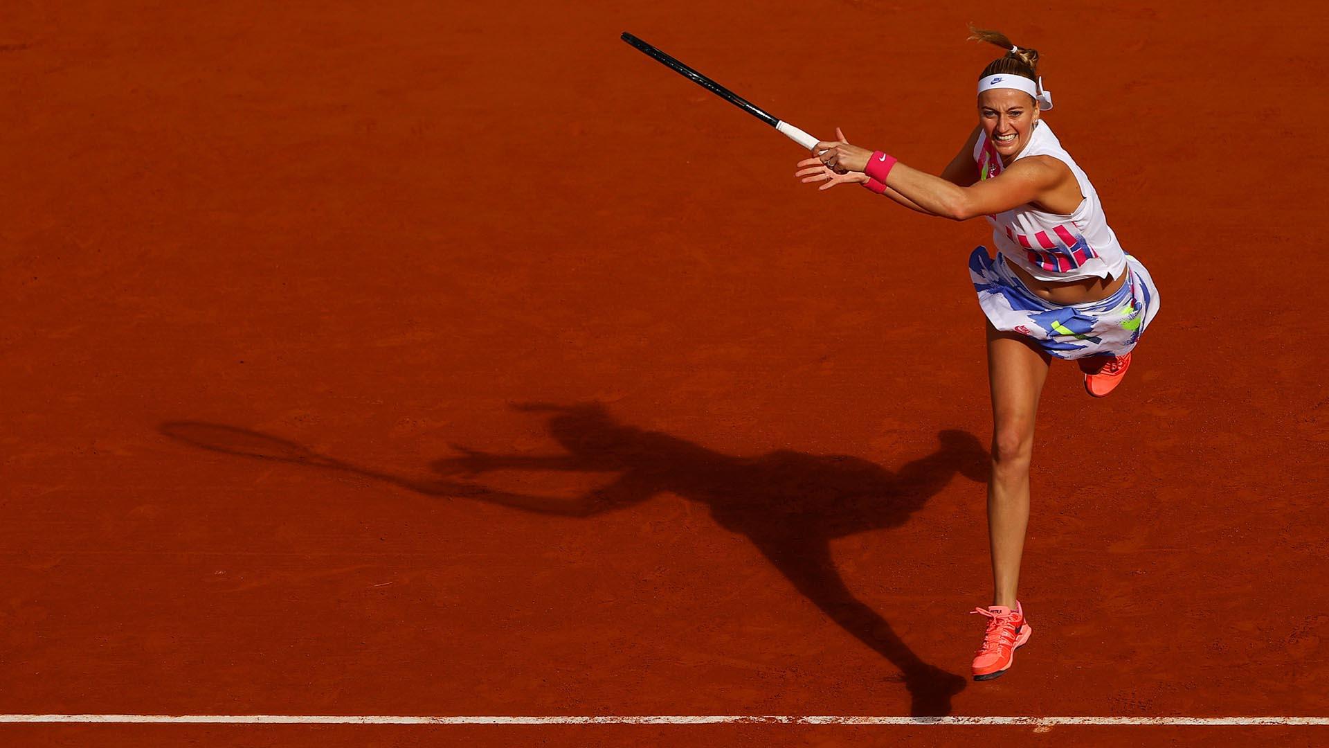 quando e como Petra Kvitova começou no tenis