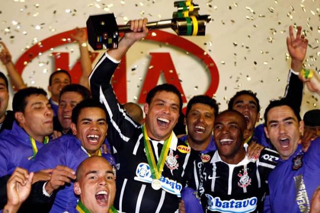 Quantos títulos Ronaldo conquistou