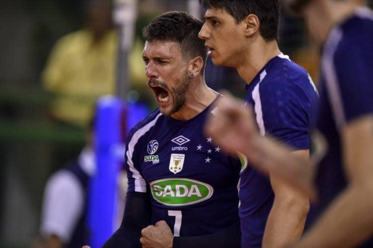Imagem de Facundo no Cruzeiro