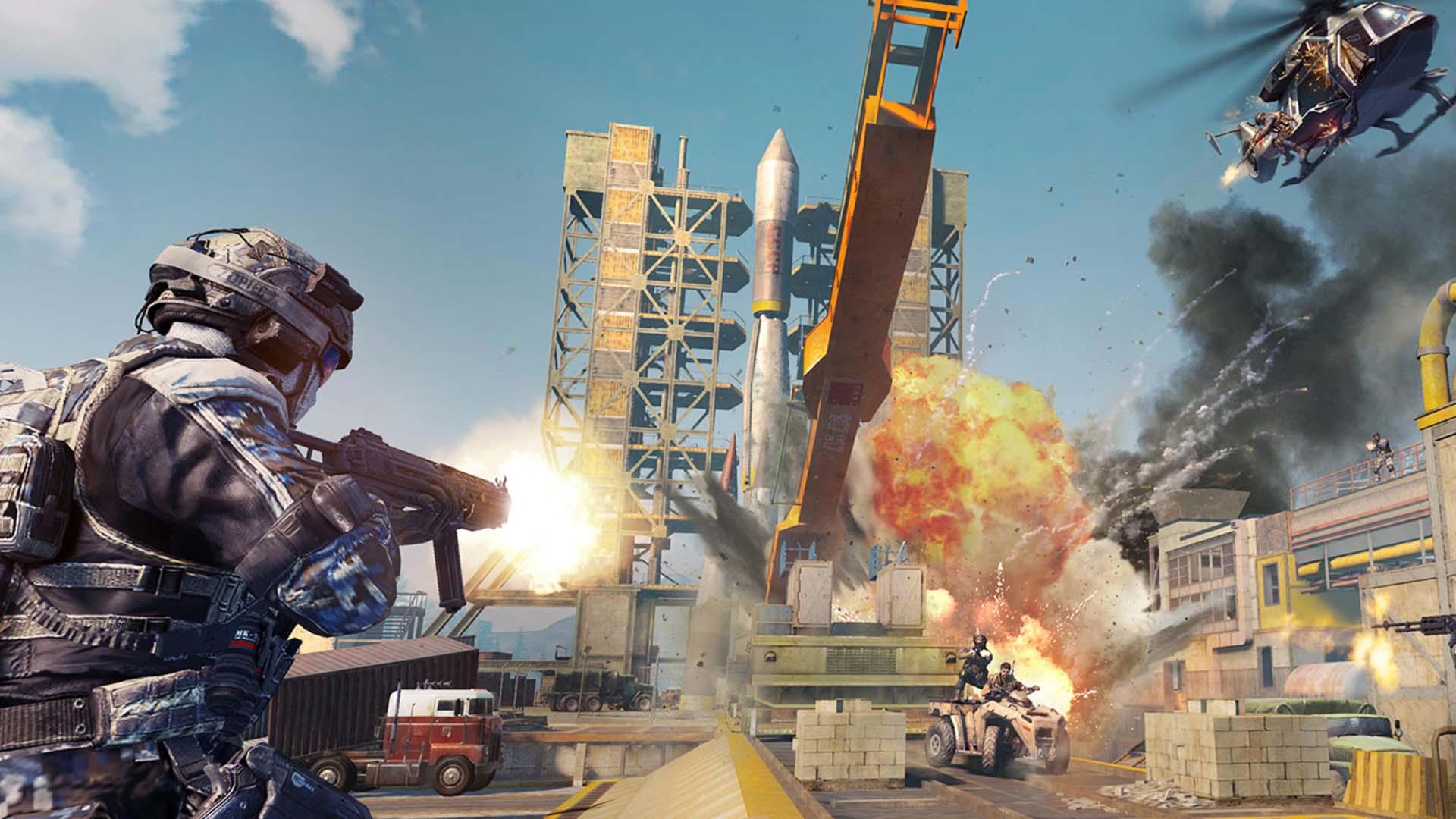 Melhores jogos de guerra para celular