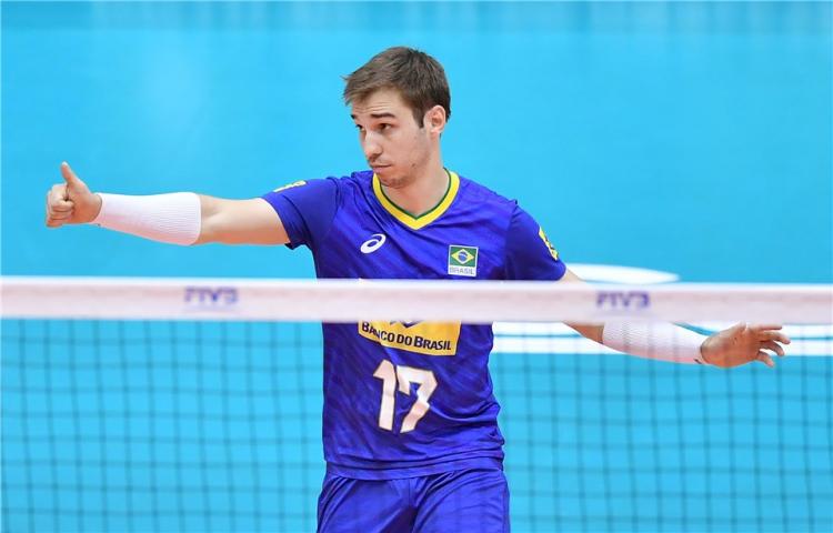 Imagem de Thales na Seleção Brasileira