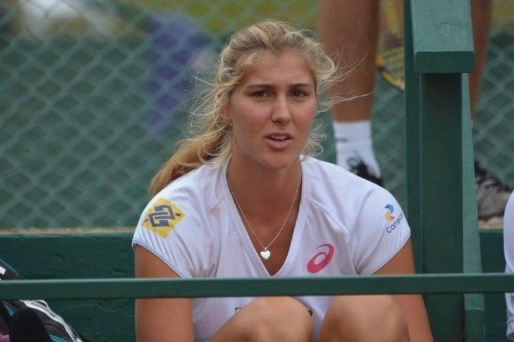 Bia Haddad, tenista profissional