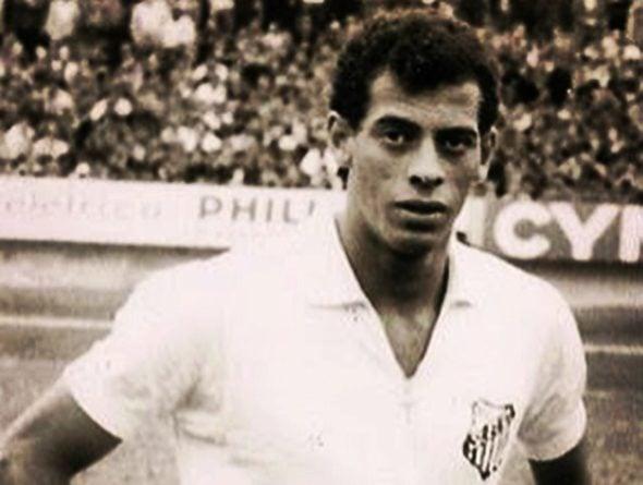 Carlos Alberto Torres, ídolo do Santos