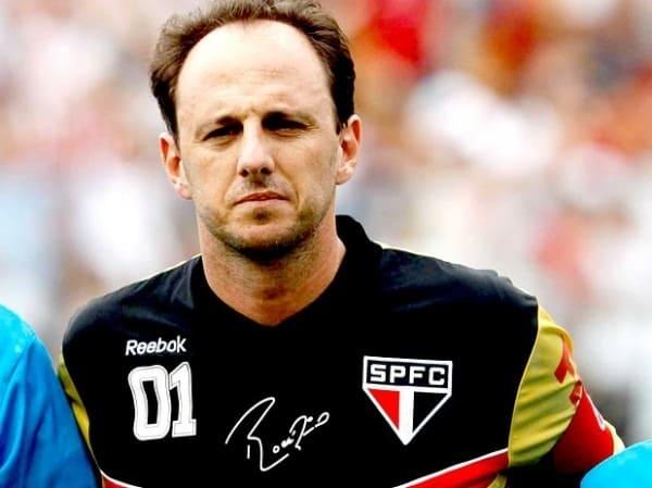 Rogério Ceni, ex-jogador do São Paulo