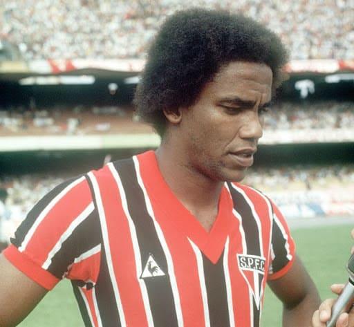 Chulapa, ex-jogador do São Paulo