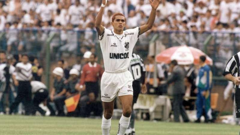 Giovanni um dos maiores jogadores da história do Santos