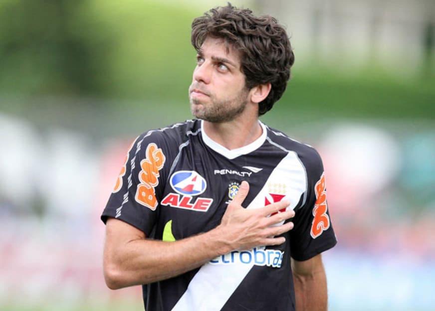 Juninho Pernambucano, ídolo do Vasco