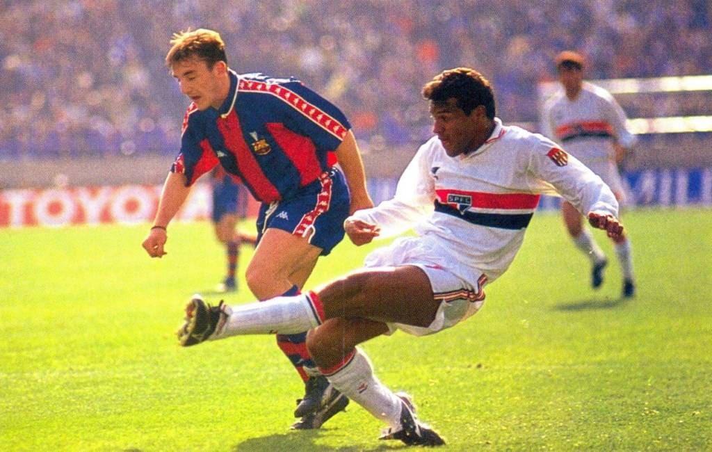 Muller,ex-jogador do São Paulo