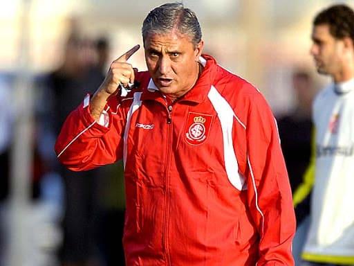 Tite como técnico do Inter