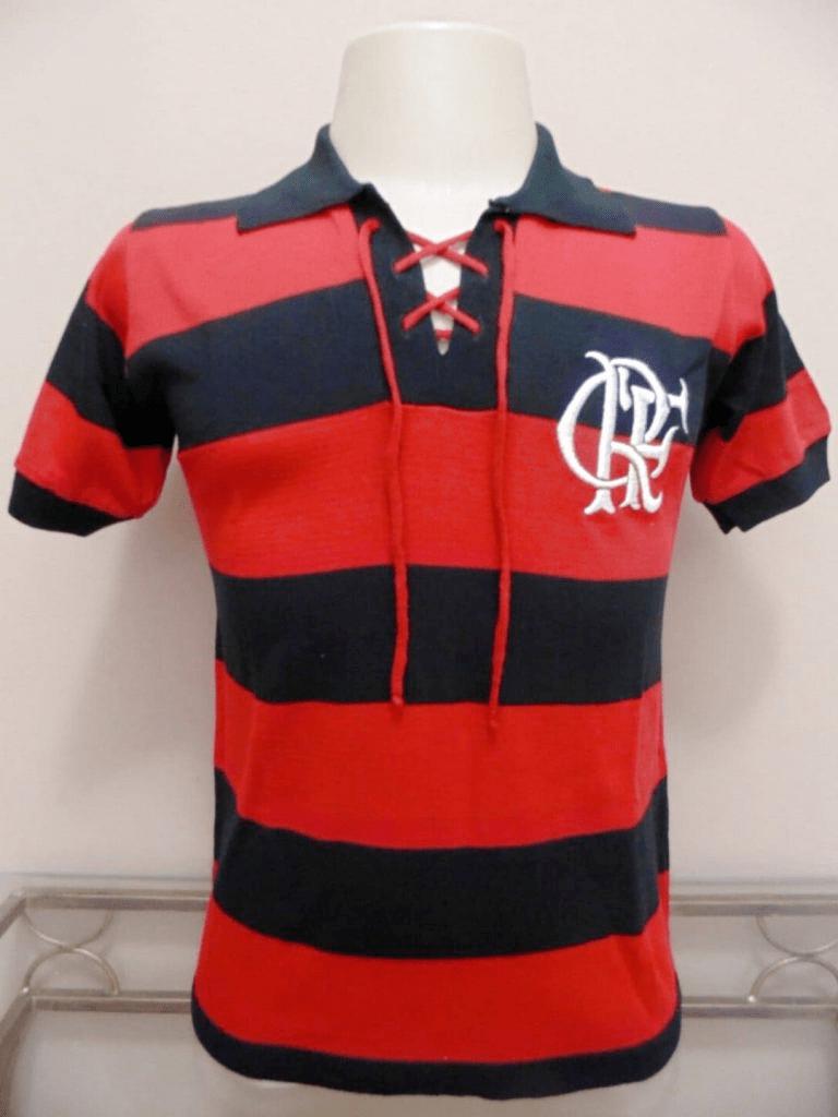 Camisa do Flamengo 1916