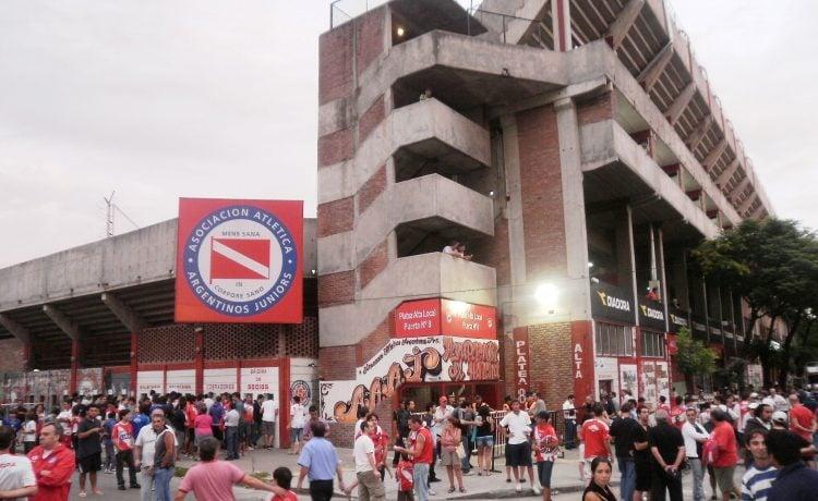 Estadio Diego Armando Maradona em Buenos Aires